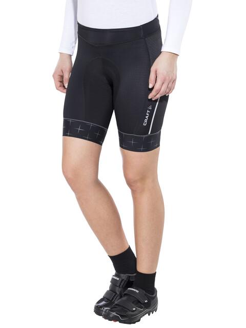 Craft Belle Glow - Bas de cyclisme Femme - noir